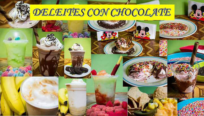 """Deleites con Chocolate"""