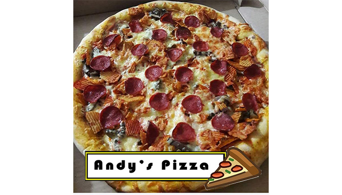 "Pizzería ""Andy s Pizza"""